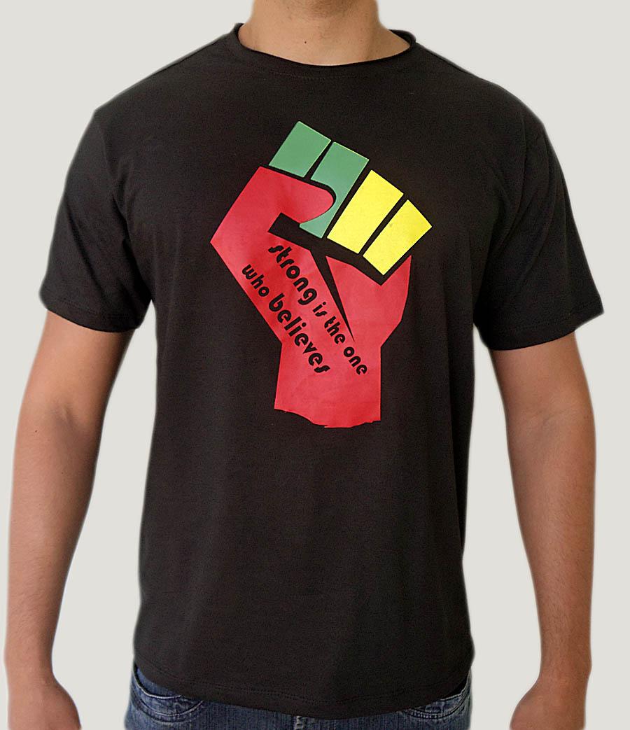 camiseta-punho-revolution