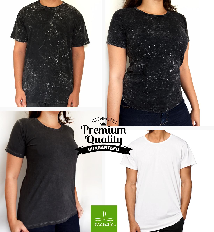 Camisas lisas de qualidade