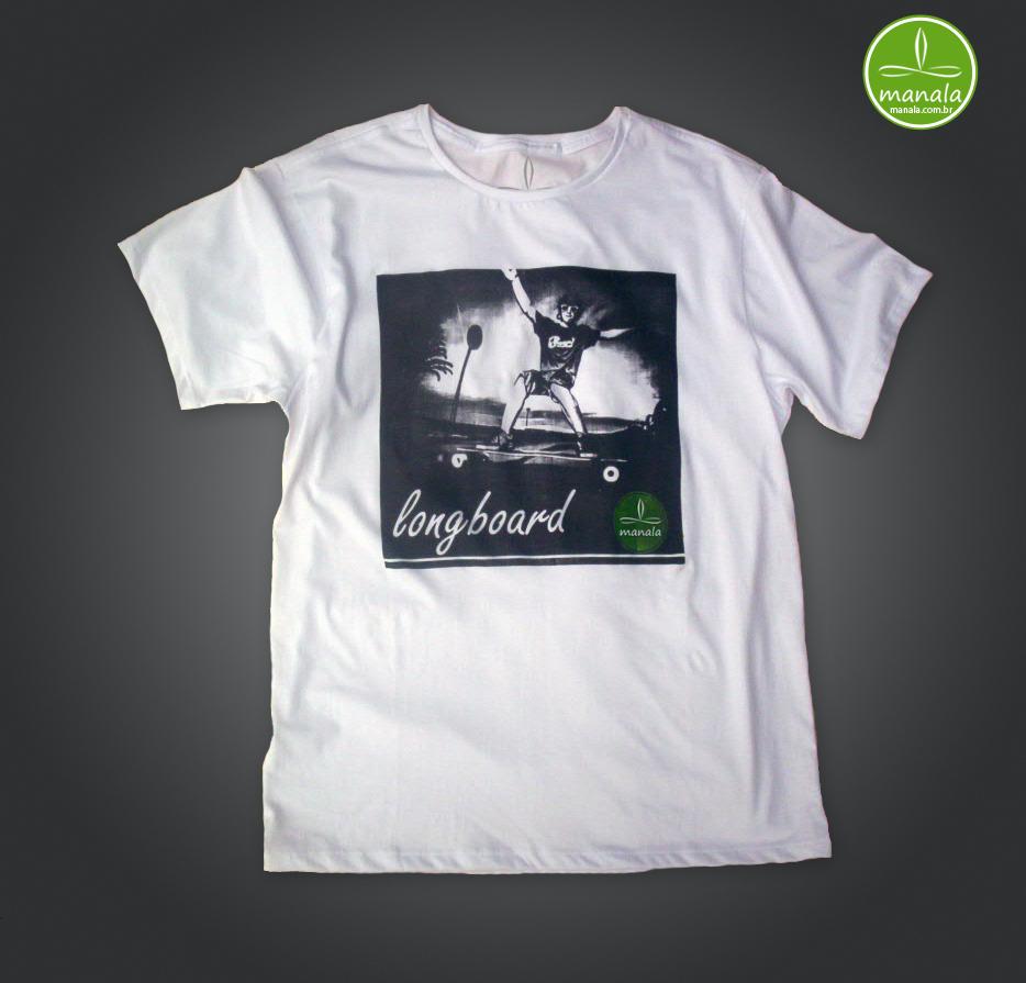 Camisa LongBoard