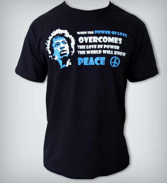 Camiseta Jimi Hendrix Tshirt