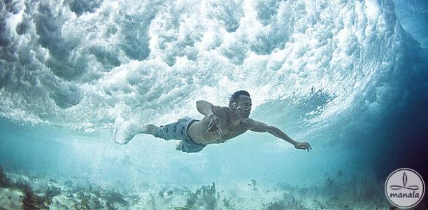 Fotos debaixo d'água