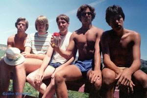 Ano da foto: 1982