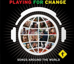 Conheça o projeto musical playing for change