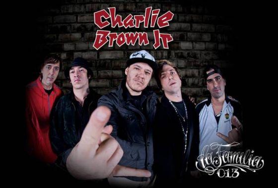 la família charlie brown jr