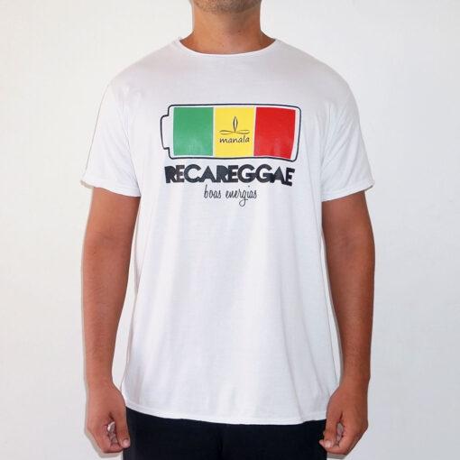 Camiseta Recareggae