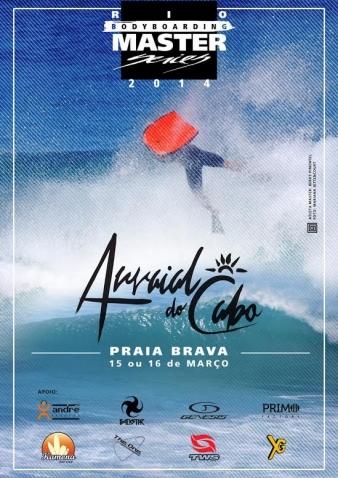Bodyboarding Master Series 2014 Arraial do Cabo