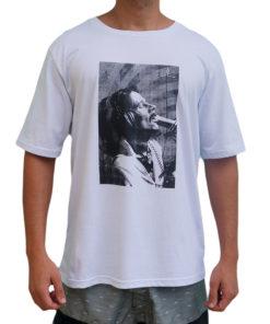 Camiseta Bob Marley Studio