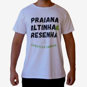 Camiseta altinha