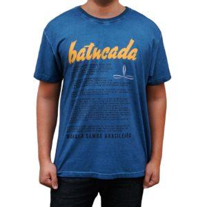 Camiseta Batucada Samba Manala