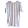 Camiseta Estonada Lisa Branca
