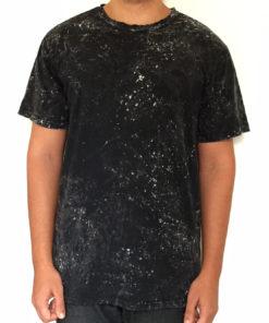 camiseta marmorizada sky