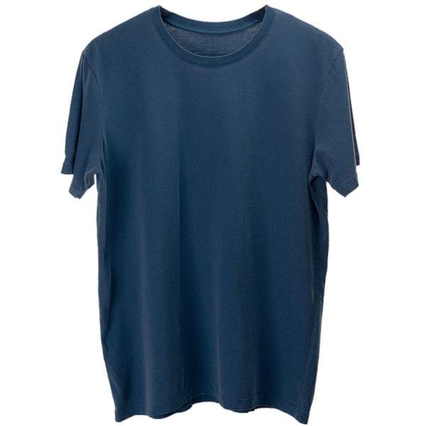 Camiseta estonada azul