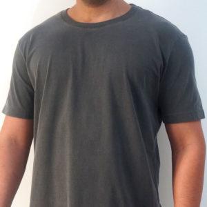 camiseta estonada lisa