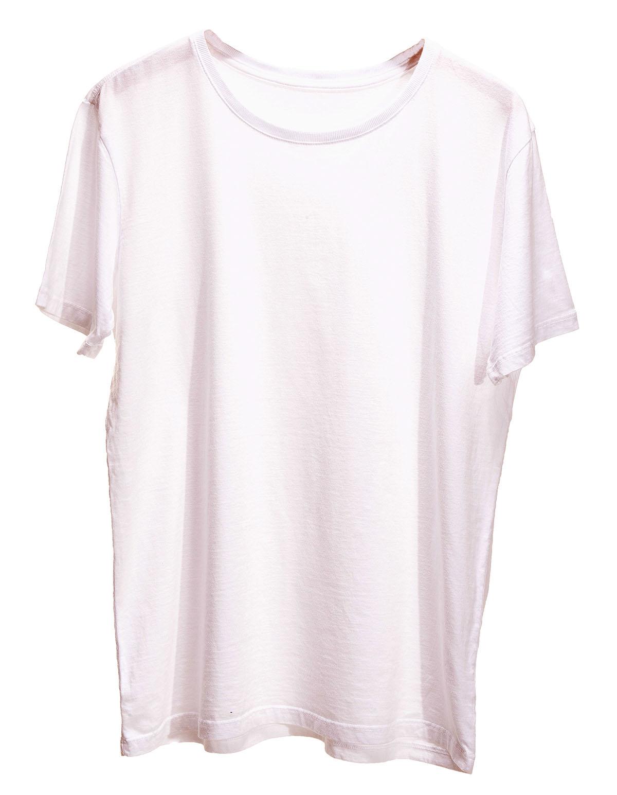 camiseta branca premium