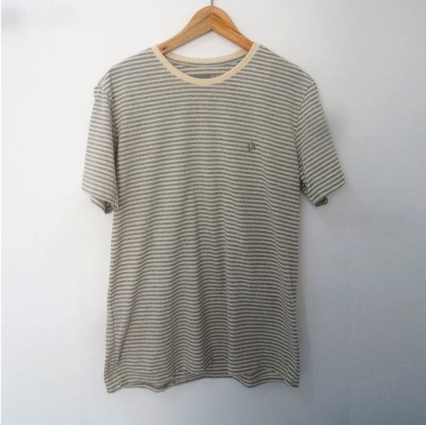 Camisa listrada premium