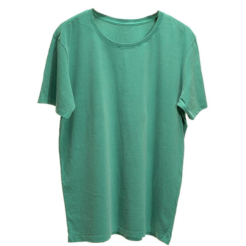Camiseta estonada verde