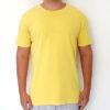 Camiseta Estonada Amarela